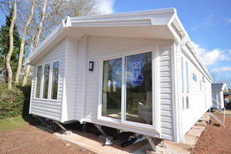 Thumbnail 2 bedroom lodge for sale in Dawlish Warren, Dawlish
