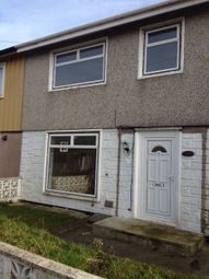 Thumbnail 3 bedroom semi-detached house to rent in Laburnum Crescent, Trimdon Station, Trimdon Station