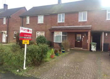 Thumbnail 3 bed terraced house for sale in Marston Lane, Nuneaton
