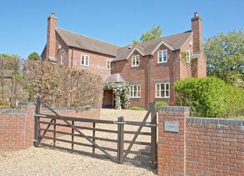 Thumbnail 4 bed detached house for sale in Tibberton, Newport