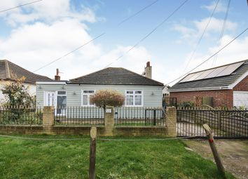 Thumbnail 3 bed detached bungalow for sale in Brecon Chase, Minster On Sea, Sheerness