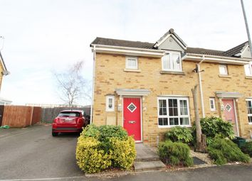 Thumbnail 3 bed terraced house for sale in Schooner Circle, Newport