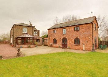 Thumbnail 5 bed detached house for sale in High Street, Luddington, Scunthorpe