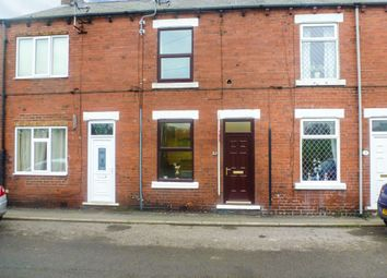 Thumbnail 2 bed terraced house for sale in Ryecroft Road, Norton, Doncaster