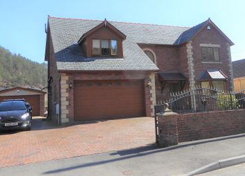 Thumbnail 5 bed detached house for sale in Brytwn Road, Cymmer, Port Talbot, Neath Port Talbot.