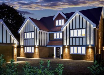 Thumbnail 7 bed detached house for sale in Epping Road, Roydon, Essex