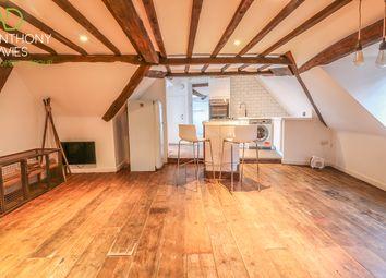 Thumbnail 1 bed flat to rent in Baldock Street, Ware