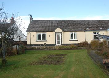 Thumbnail 3 bed semi-detached bungalow for sale in 8 The Terrace, Gelston, Castle Douglas