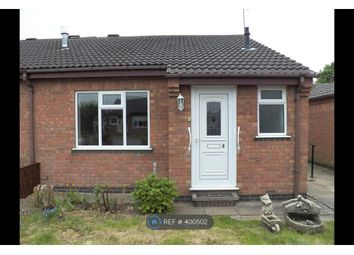 Thumbnail 2 bed bungalow to rent in Wykeham Close, Bridlington