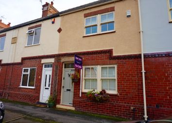 Thumbnail 2 bed cottage for sale in School Walk, Doncaster