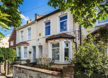 Thumbnail 4 bed terraced house for sale in Frant Road, Thornton Heath, Surrey