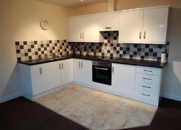 Thumbnail 2 bed flat to rent in Newbold Road, Chesterfield