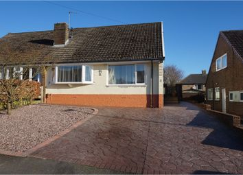 Thumbnail 3 bed semi-detached bungalow for sale in Sunny Bower Close, Blackburn