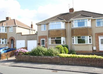 Thumbnail 4 bed semi-detached house for sale in Westbourne Road, Downend, Bristol