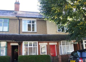 Thumbnail 2 bed terraced house for sale in Albert Promenade, Loughborough