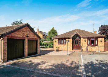 Thumbnail 3 bedroom detached bungalow for sale in Baron Court, Werrington, Peterborough