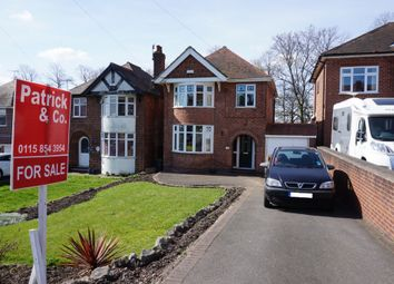 Thumbnail 3 bed detached house for sale in Nottingham Road, Eastwood