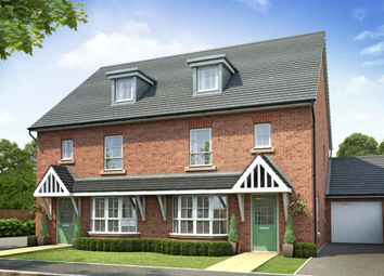 "Thumbnail 6 bedroom semi-detached house for sale in ""Reigate 1"" at Nottingham Business Park, Nottingham"