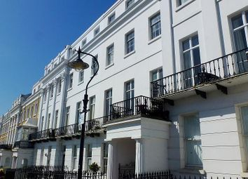 Thumbnail 2 bed flat to rent in Sussex Square, Basement Flat, Brighton