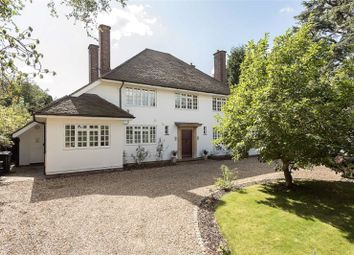 Thumbnail 5 bed detached house for sale in Redbourn Lane, Harpenden, Hertfordshire