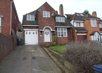 Thumbnail 4 bed shared accommodation to rent in Leopold Avenue, Handsworth Wood, Birmingham