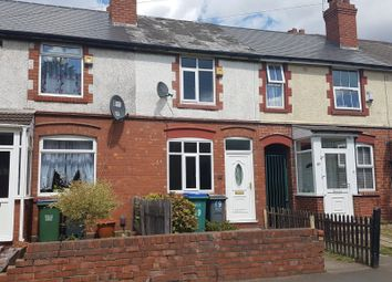 Thumbnail 2 bed terraced house to rent in Greets Green Road, West Bromwich, West Midlands