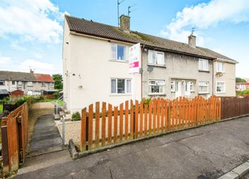 Thumbnail 2 bed end terrace house for sale in Trabboch Avenue, Drongan, Ayr