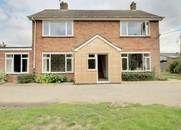 Thumbnail 4 bedroom detached house to rent in Ipswich Road, Tasburgh, Norwich
