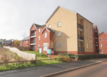 Thumbnail 2 bed flat to rent in Harris Place, Exeter