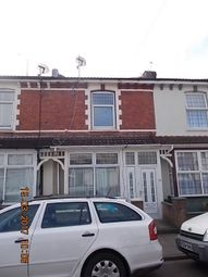 Thumbnail 3 bedroom terraced house to rent in Wymering Road, Portsmouth