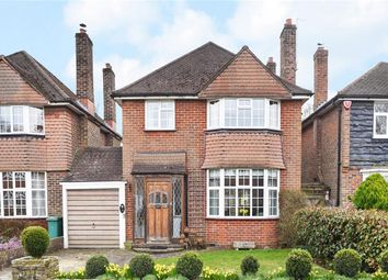 Thumbnail 3 bed detached house for sale in Orpin Road, Merstham