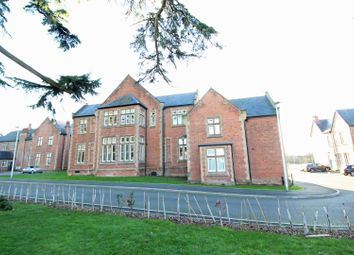 Thumbnail 3 bed flat for sale in Leighton Park, Shrewsbury, Shropshire