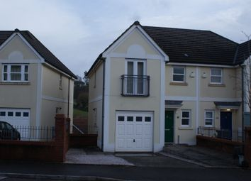 Thumbnail 4 bed semi-detached house to rent in Lyte Hill Lane, Torquay