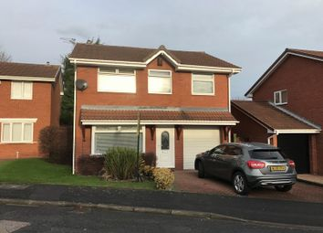 Thumbnail 4 bed detached house for sale in Beechwood Close, Jarrow