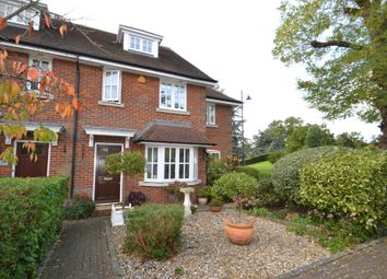 Thumbnail 4 bed end terrace house for sale in The Lawns, Shenley, Radlett