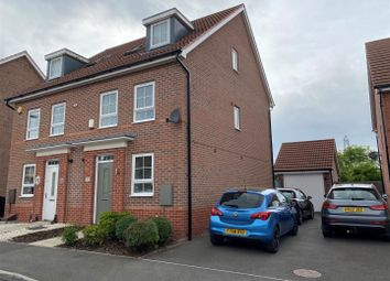 Thumbnail 4 bed property for sale in Sanderling Way, Forest Town, Mansfield
