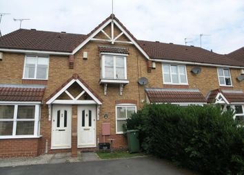 Thumbnail 2 bed terraced house for sale in Whitefriars Drive, Halesowen