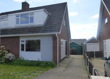 Thumbnail 3 bed semi-detached house to rent in Woodclose Road, Scunthorpe