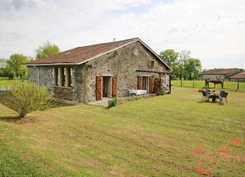 Thumbnail 4 bed property for sale in Le Lindois, Charente, 16310, France
