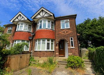 Thumbnail 3 bed maisonette for sale in Endlebury Road, London