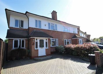 Thumbnail 5 bed semi-detached house for sale in Frogmore Gardens, Hayes, Middlesex