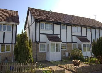 Thumbnail 3 bed end terrace house to rent in Lavender Court, Brackla, Bridgend.