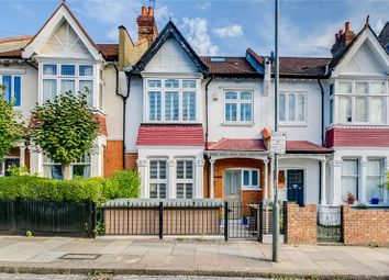 Thumbnail 5 bed terraced house for sale in Fircroft Road, London