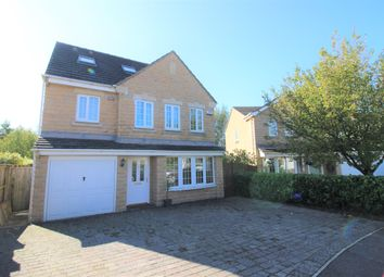 Thumbnail 4 bed detached house for sale in King Cup Close, Shirebrook Park, Glossop