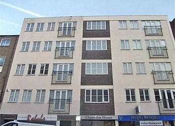 Thumbnail 2 bed flat for sale in Clarendon House, Bridge Street, Northampton