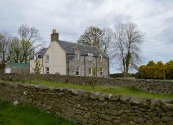 Thumbnail 4 bed detached house to rent in North Millbrex Farmhouse, North Millbrex, Fyvie