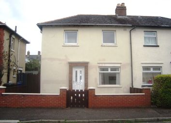 Thumbnail 3 bed semi-detached house to rent in Chesham Grove, Ravenhill, Belfast