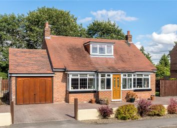 Thumbnail 4 bed detached bungalow for sale in Spring Meadow, Bedale Lane, Wath, Ripon