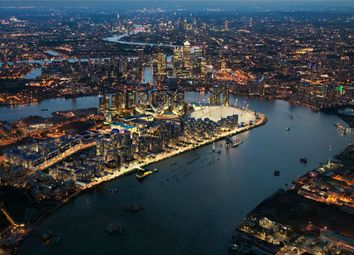 Thumbnail 1 bed flat for sale in The Lighterman, Greenwich, Greenwich Peninsula, London