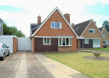 Thumbnail 4 bedroom detached house for sale in Milverton Crescent, Abington Vale, Northampton